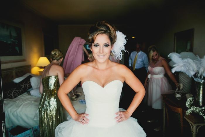 wedding gown-Darcy Oliver Design