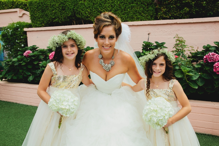 flower girls-Darcy Oliver Design