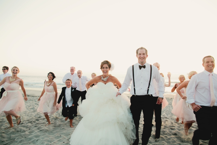 Beach Wedding-Darcy Oliver Design