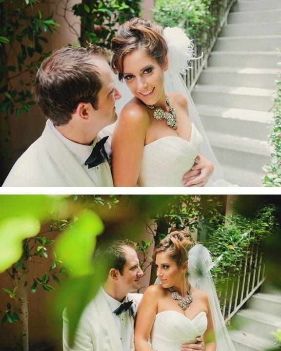 Bridal Portrait, La Jolla-Darcy Oliver Design