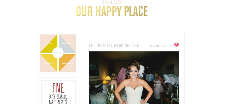 ban.do, wedding-Darcy Oliver Design