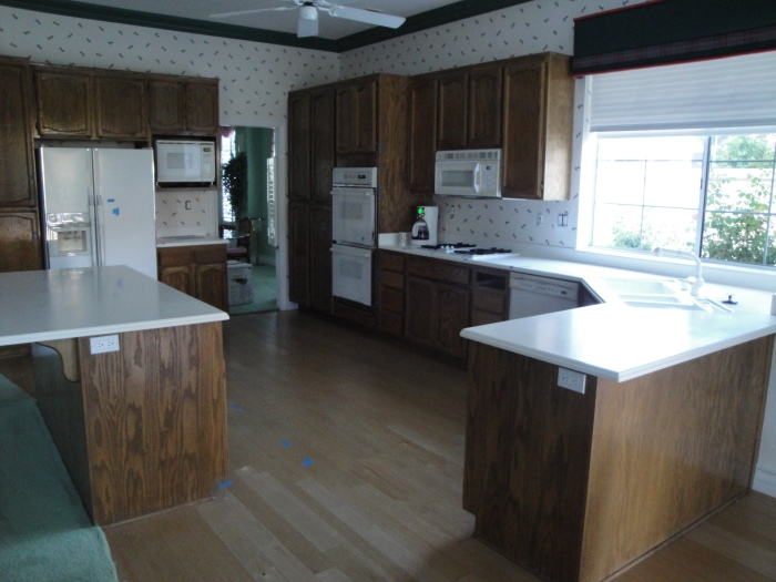 Before Kitchen-Darcy Oliver Design