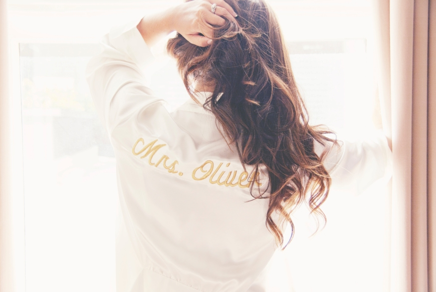 Mrs. Last Name, robe-Darcy Oliver Design