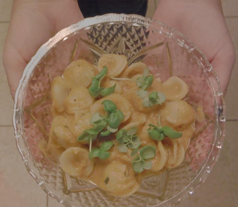 pumpkin pasta, sauce-Darcy Oliver Design