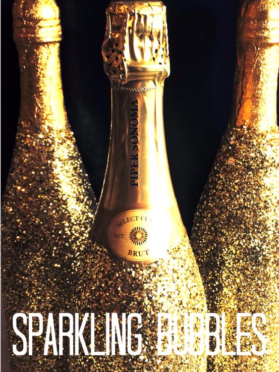 Glitter Champagne-Darcy Oliver Design