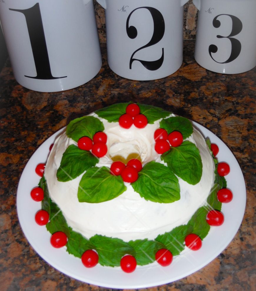 Wreath Cake-Darcy Oliver Design