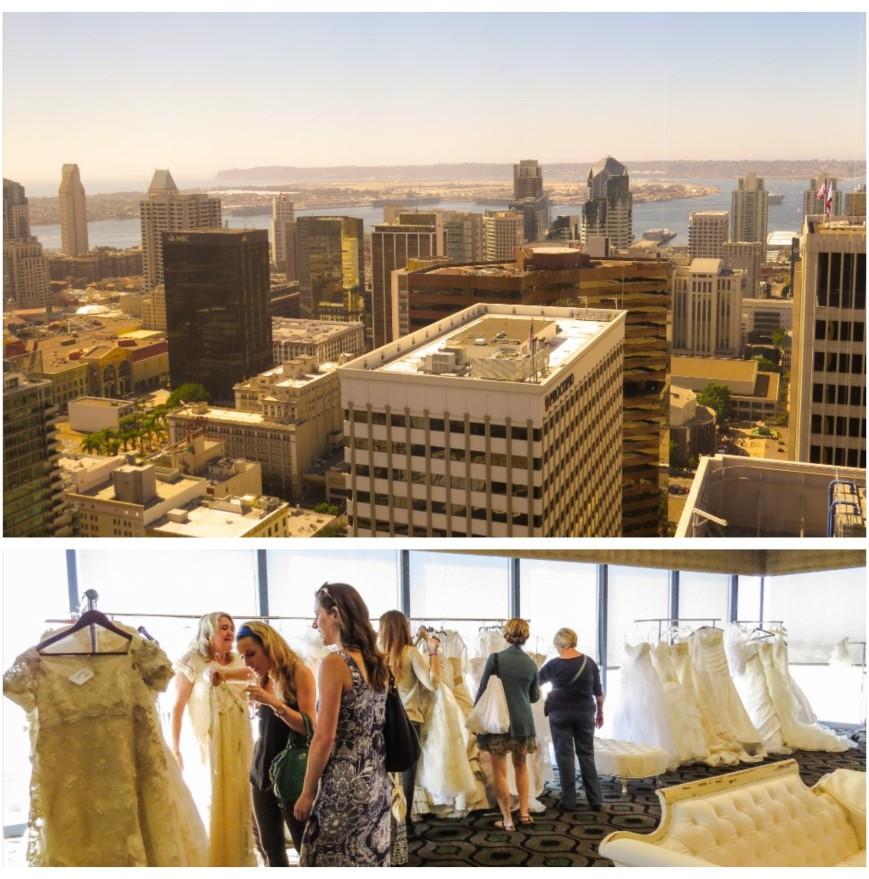 San Diego Bridal Show-Darcy Oliver Design