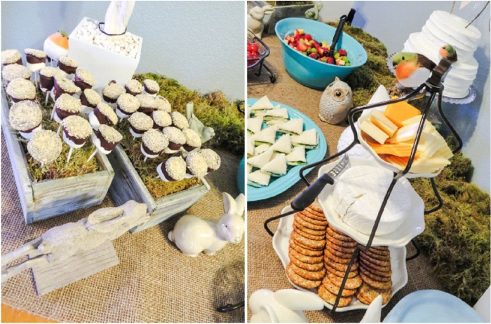 S'More Pops & Snacks