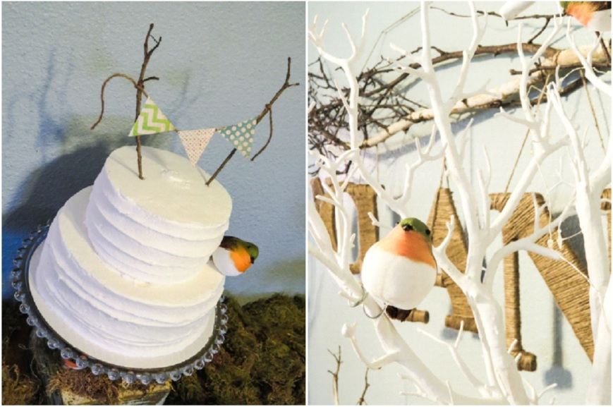 Rustic Cake & Decor-Darcy Oliver Design