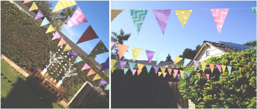 Bunting Banners, Flags, Garland-Darcy Oliver Design