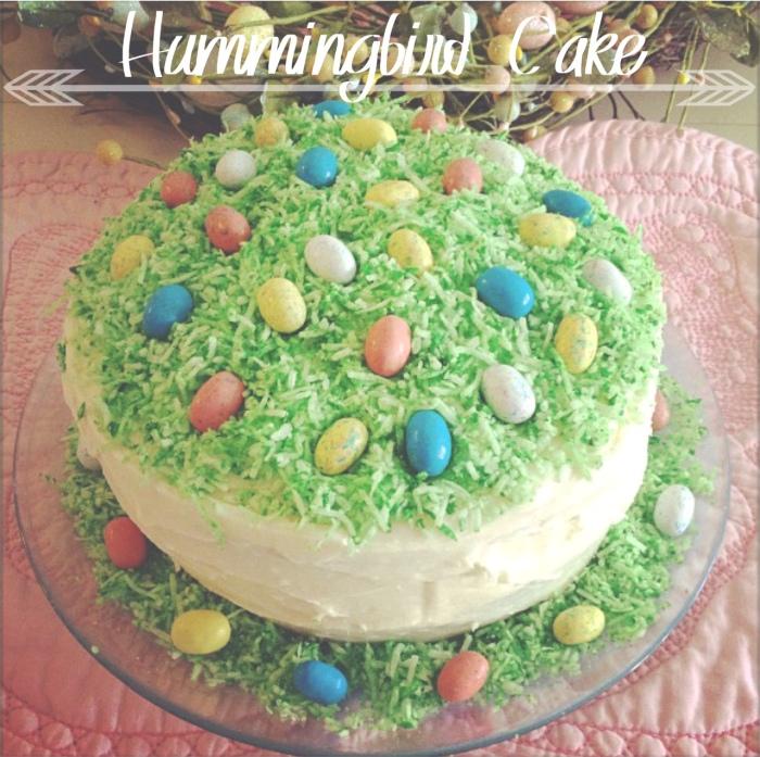 hummingbird cake recipe-Darcy Oliver Design