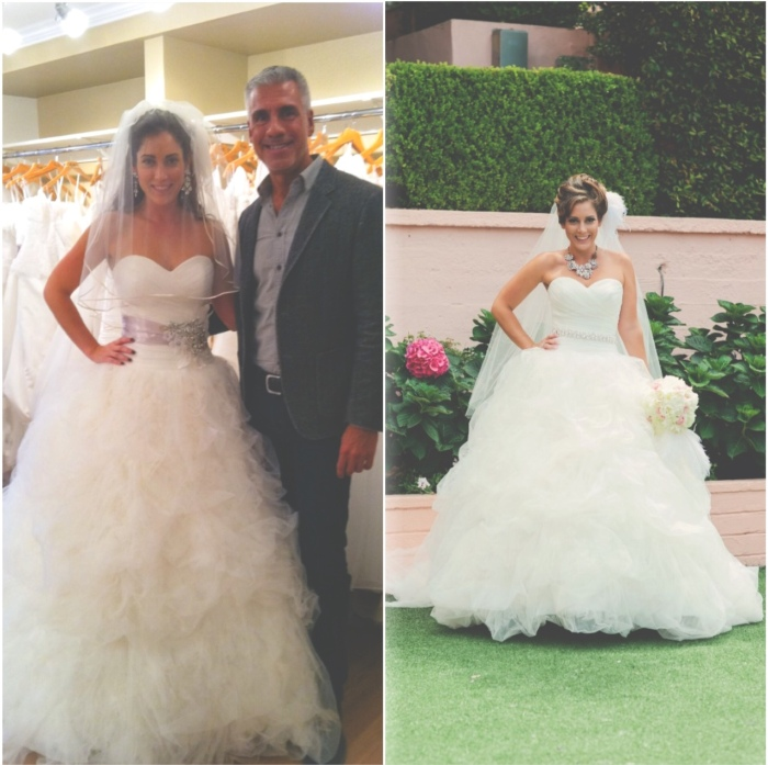 justin alexander, weddings, tulle, ball gown, bride-Darcy Oliver Design