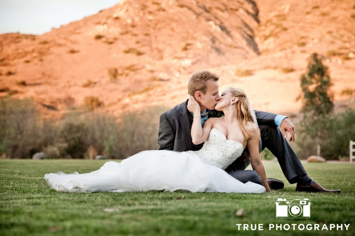 Couple, Wedding Kiss-Darcy Oliver Design