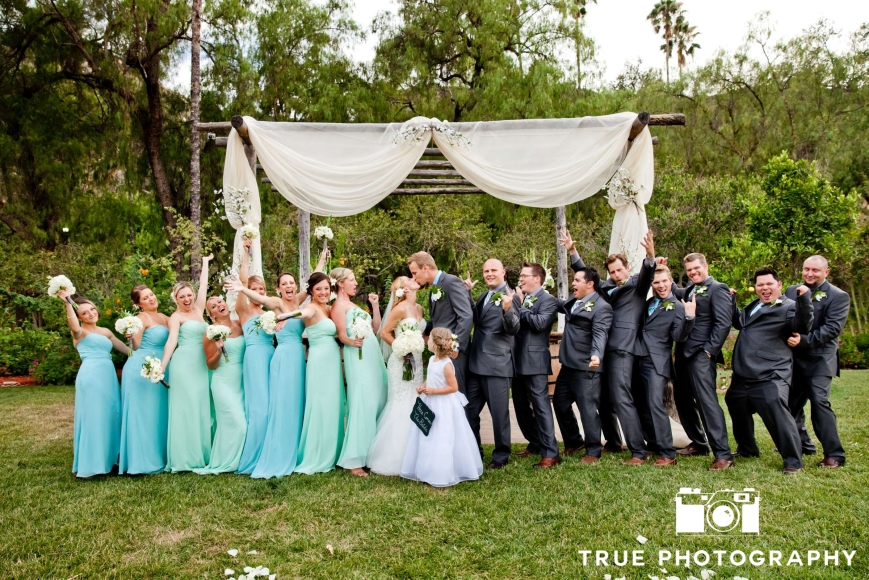 Bridal Party, Bridesmaids, Groomsmen-Darcy Oliver Design