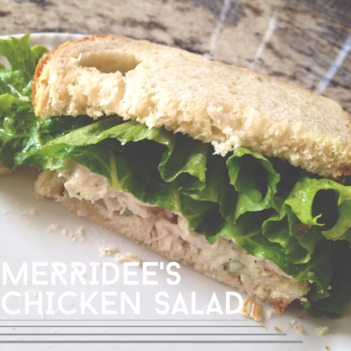 merridee's chicken salad, recipes, franklin, tn.-Darcy Oliver Design