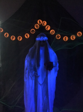 corpse bride, black light-Darcy Oliver Design