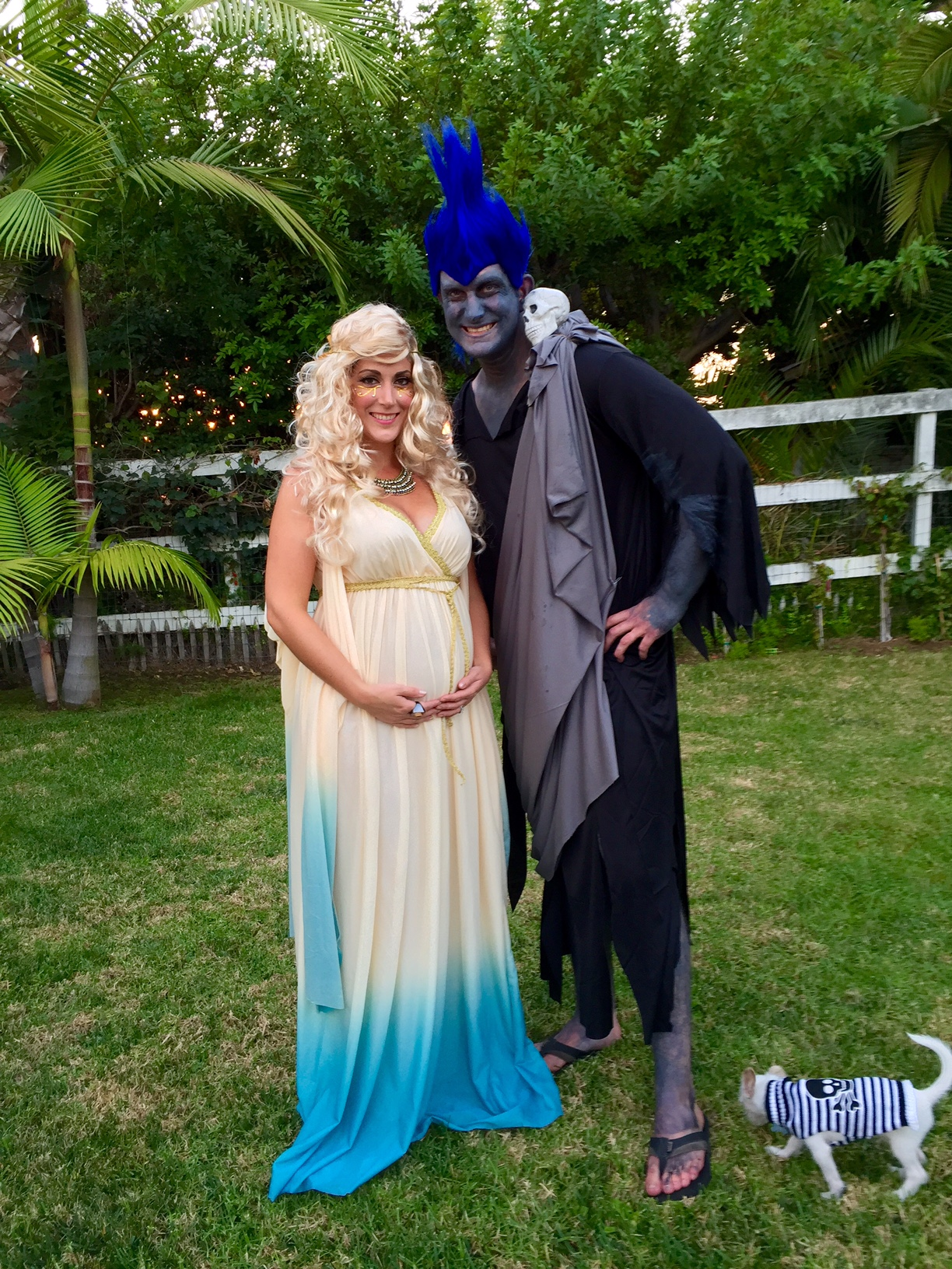 Fun Diy Home Decor Ideas Hera And Hades Costumes Darcy Oliver Design