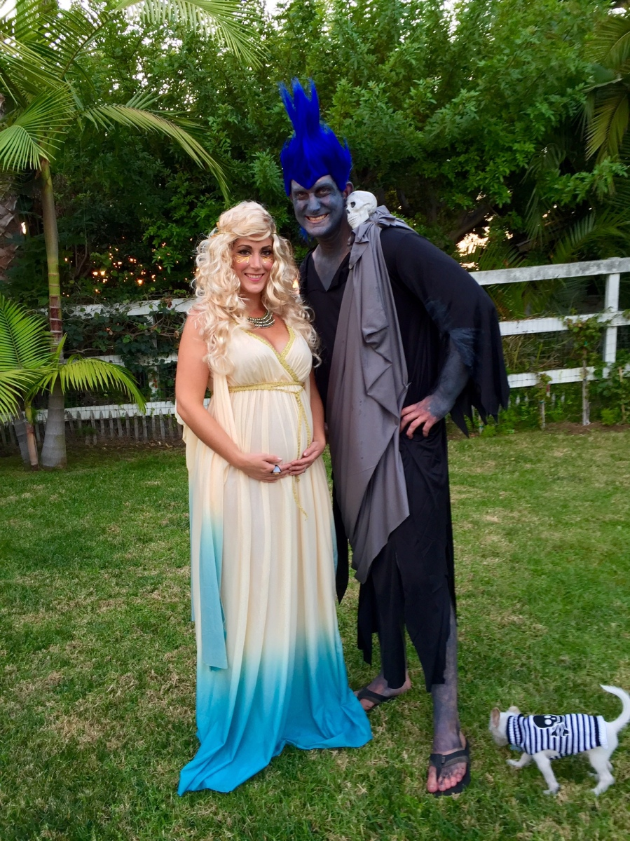 hera and hades costumes-Darcy Oliver Design