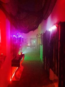 spooky lighting, halloween decor-Darcy Oliver Design