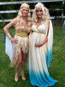 Greek Goddesses- Darcy Oliver Design
