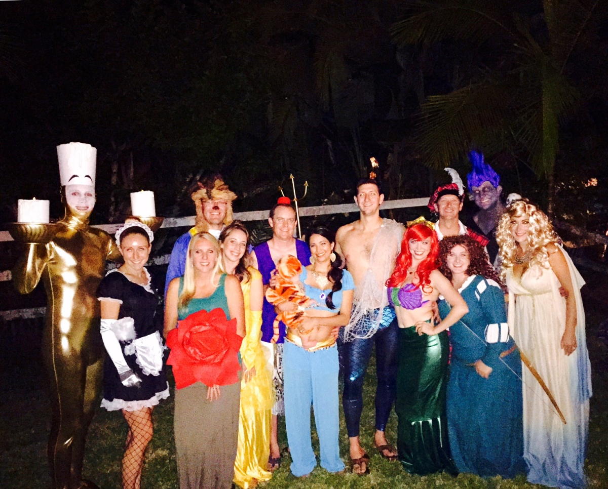 disney group costumes-Darcy Oliver Design