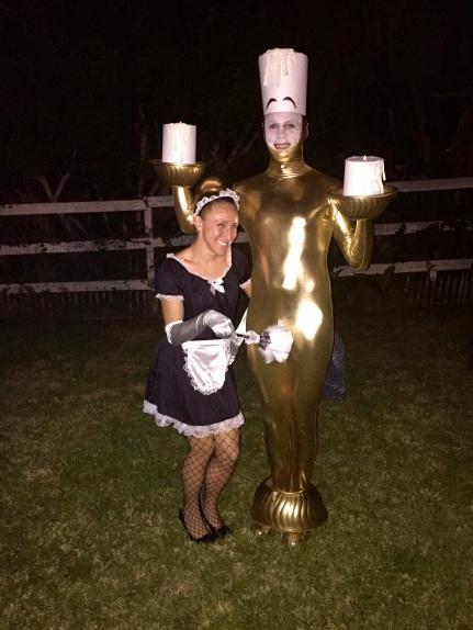 Haunted Halloween Soiree Decor Amp Costume Ideas