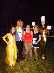 beauty and the beast group costume-Darcy Oliver Design