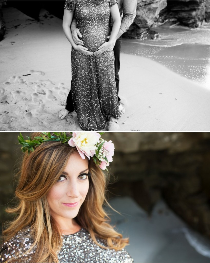 floral crown, adrianna papell-Darcy Oliver Design