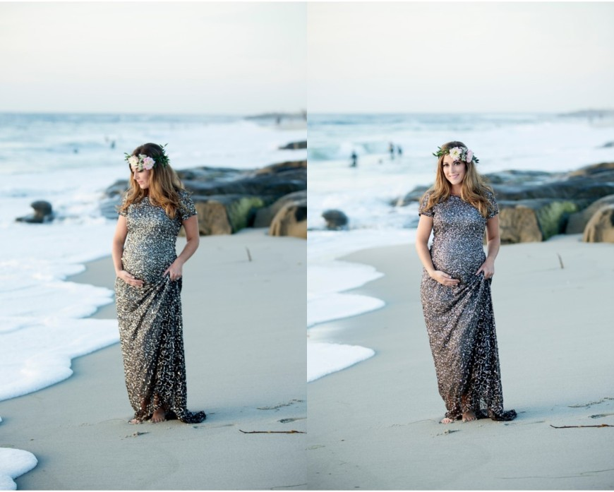 beach shoot, windansea-Darcy Oliver Design