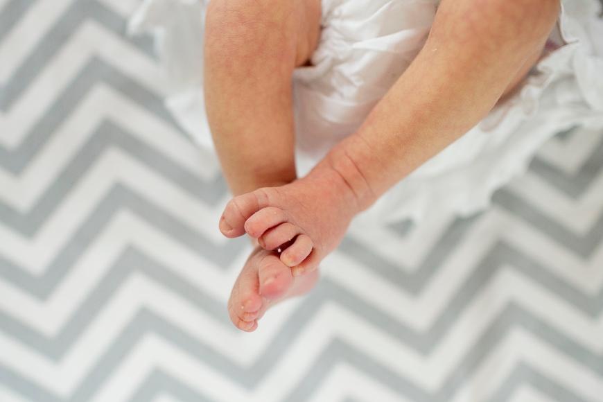 baby feet-Darcy Oliver Design