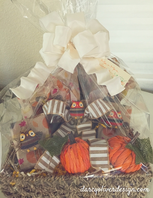 Fall Owl Gift-Darcy Oliver Design