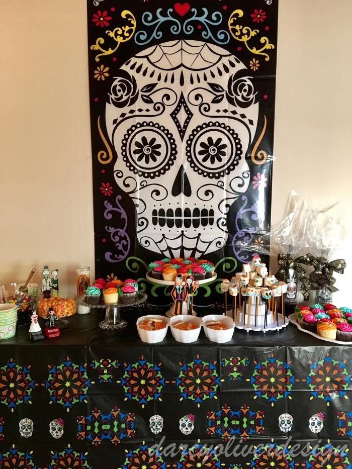 sweets, dia de los muertos-darcyoliverdesign