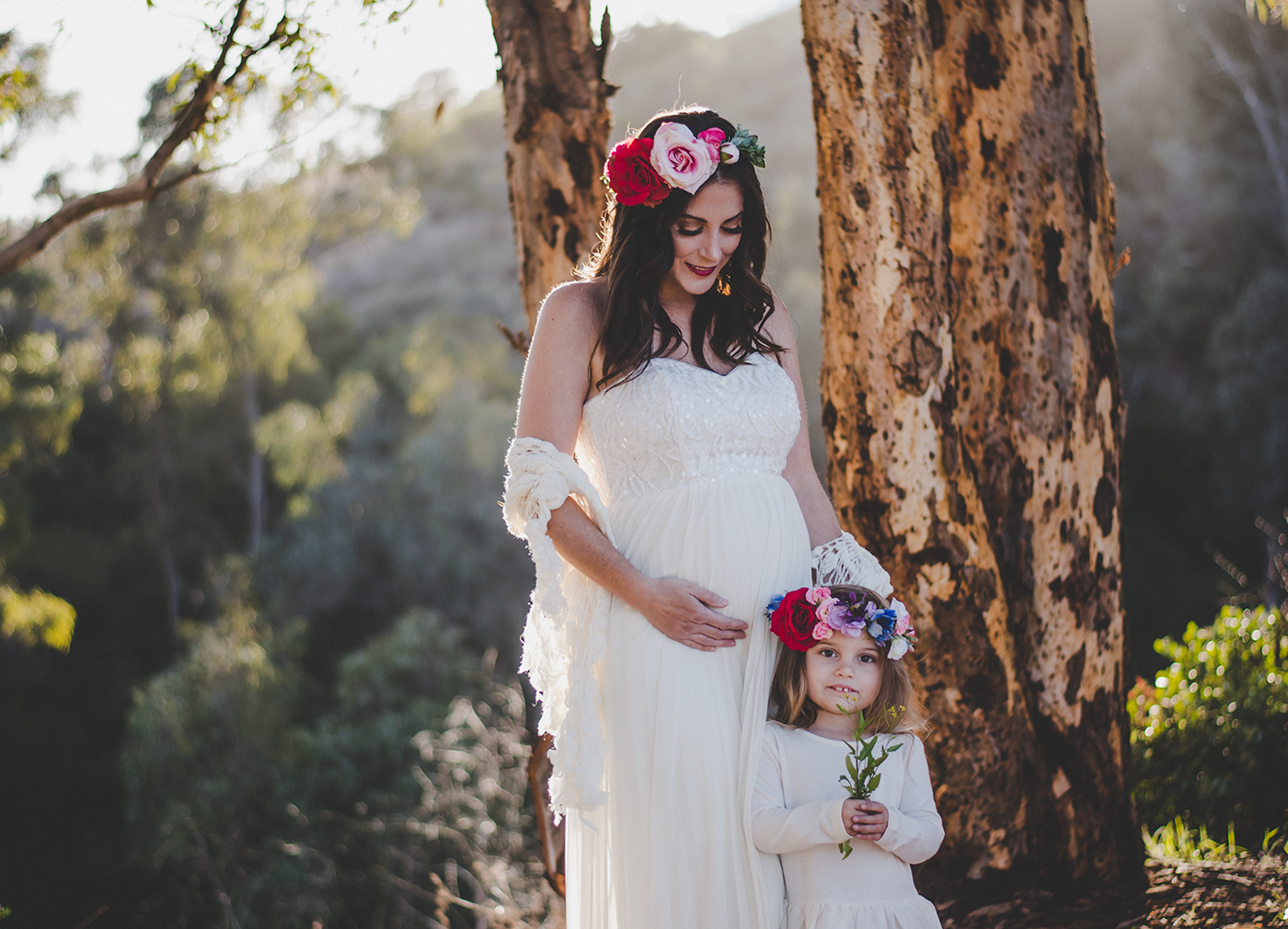 Mother and Daughter - Darcy Oliver Design