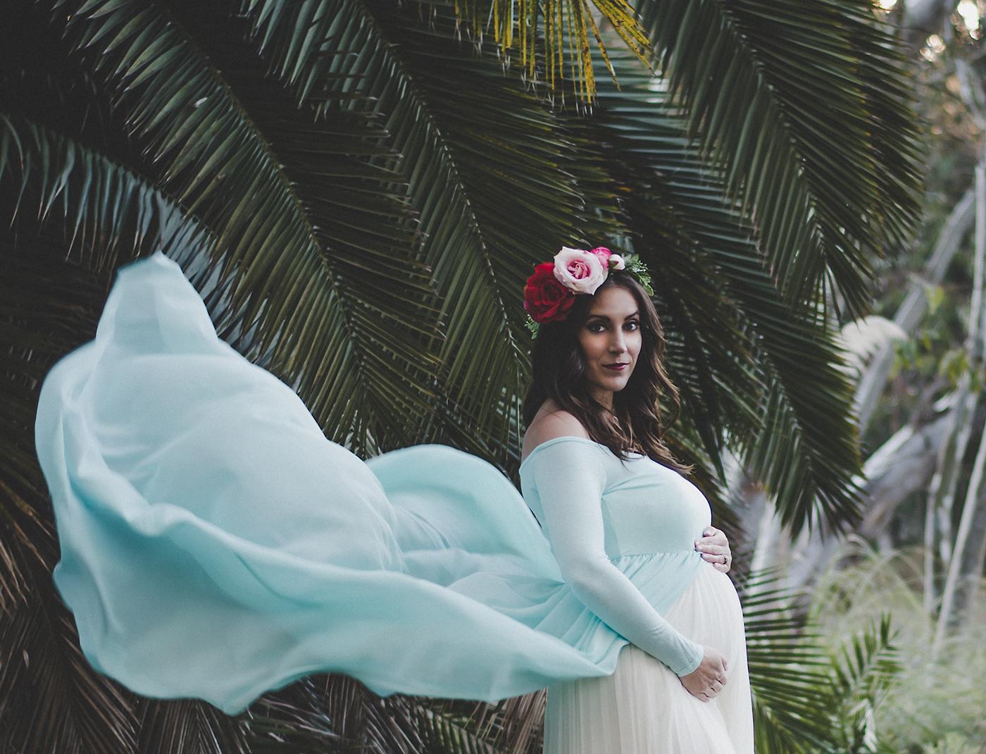 Maternity Photo Shoot - Darcy Oliver Design