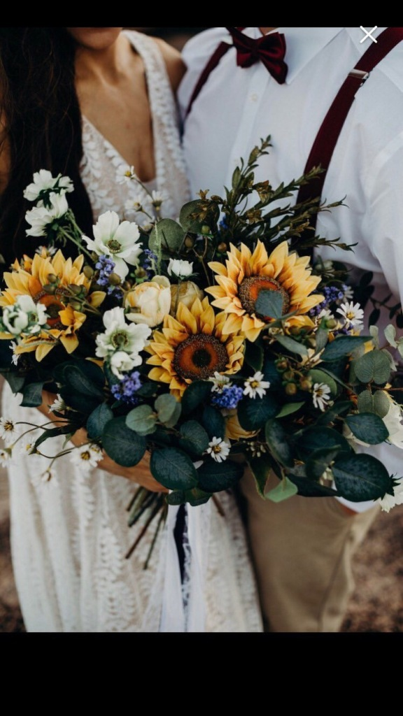 inspiration wedding bouquet photo